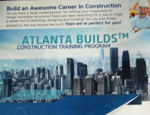 ATLANTA BUILDS ™ Construction Training Program